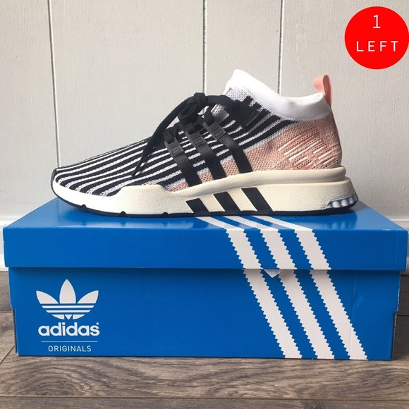 buy online a3dab 6393a NWT Adidas EQT Support Mid ADV Primeknit Shoes Boutique